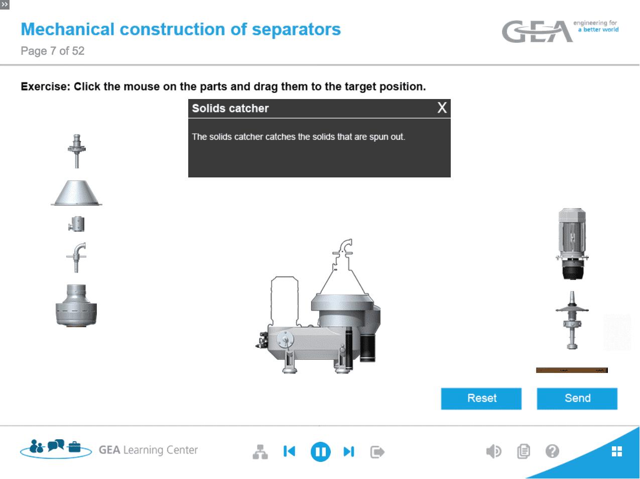 GEA Group Grundlagen der zentrifugalen Trenntechnik