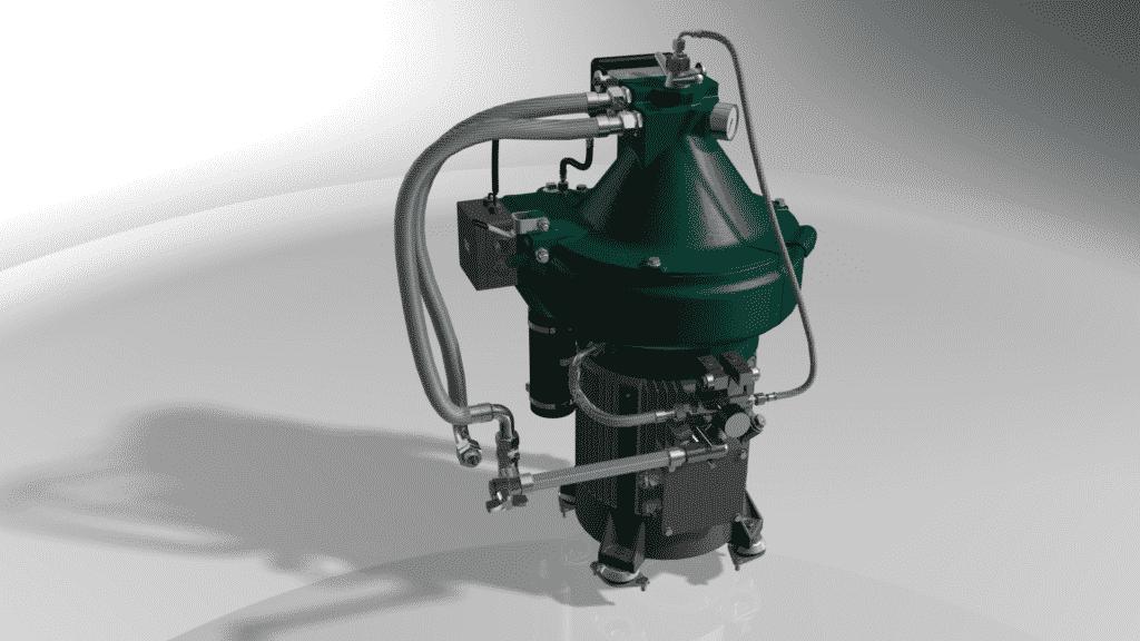 Augmented Reality - Servicetool zum Tausch des Synchronmotors in einem Mineralöldekanter