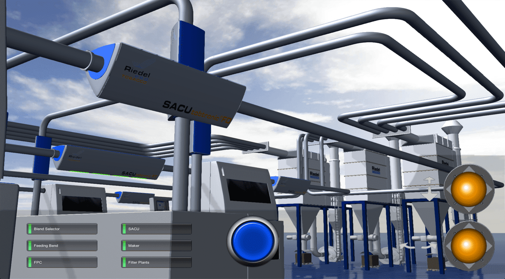 3D-Interactive Presentation